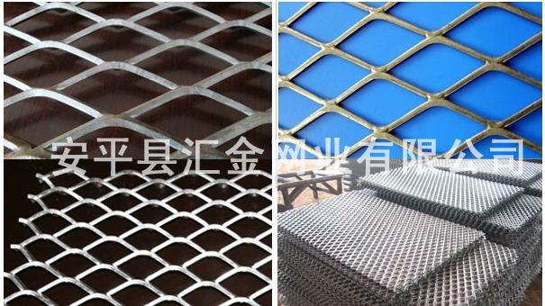 不锈钢钢板网具有很好的防滑效果